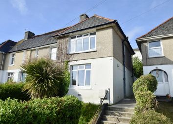 Thumbnail 2 bed end terrace house for sale in Riverview, Penwerris Lane, Falmouth