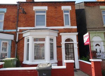 Thumbnail 3 bed terraced house to rent in Albert Road, Wellingborough