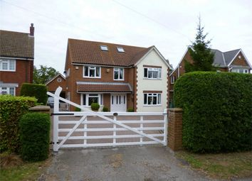 Thumbnail 5 bed detached house for sale in Park Road, Roxton, Bedford