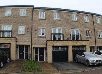 Thumbnail 3 bed town house for sale in Rotary Close, Dewsbury