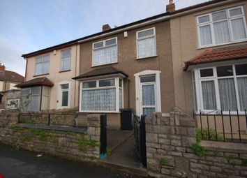 Thumbnail 3 bedroom terraced house for sale in Glenburn Road, Kingswood, Bristol
