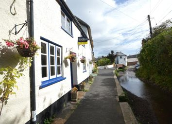 Thumbnail 2 bed terraced house for sale in The College, Ide, Exeter, Devon