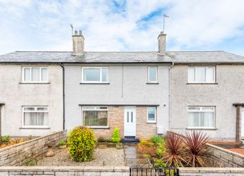 Thumbnail 3 bed terraced house for sale in Stoneycroft Lane, Arbroath