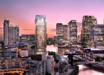 Thumbnail 3 bed flat for sale in Dollar Bay, Canary Wharf