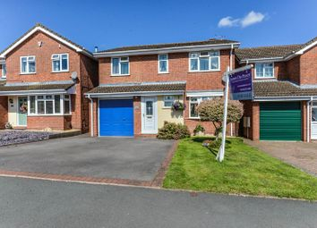 Thumbnail 4 bed detached house for sale in Ford Road, Newport, Shropshire