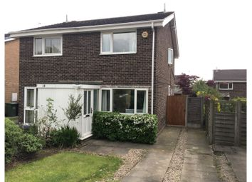 Thumbnail 2 bed semi-detached house for sale in Ennerdale Close, Dronfield