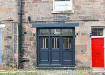 Thumbnail 1 bed flat for sale in 9B Canning Street Lane, Edinburgh