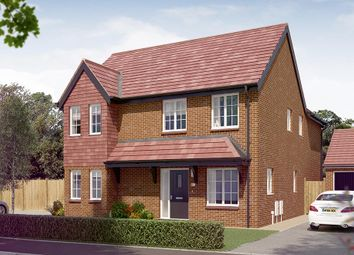 "Thumbnail 5 bed detached house for sale in ""The Durham"" at Newbold Road, Chesterfield"