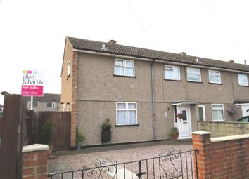 Thumbnail 3 bed end terrace house for sale in Fernham Road, Swindon