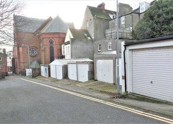 Thumbnail Parking/garage for sale in Upper Rock Gardens, Brighton