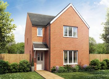 "Thumbnail 3 bed detached house for sale in ""The Hatfield "" at Broad Street Green Road, Heybridge, Maldon"