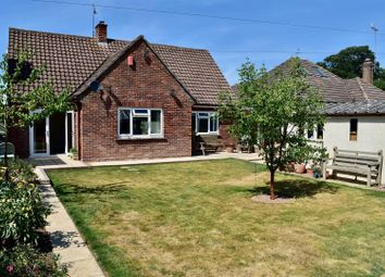 Thumbnail 4 bed detached bungalow for sale in Corkscrew Lane, Taunton