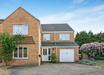 Thumbnail 5 bed detached house for sale in Kirby Close, Middle Barton, Chipping Norton