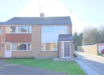 3 bed semi-detached house for sale in Crawshay Close, Sevenoaks TN13
