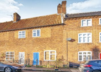Thumbnail 2 bed terraced house for sale in Chapel Street, Cawston, Norwich