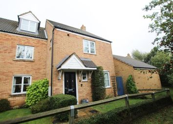 Thumbnail 3 bed semi-detached house for sale in Fishers Bank, Littleport, Ely