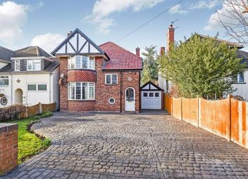 Thumbnail 4 bed detached house for sale in Brookhouse Road, Walsall