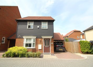 Thumbnail 3 bed property to rent in Merriall Close, Castle Hill, Ebbsfleet Valley, Swanscombe