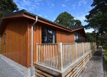 Thumbnail 3 bedroom lodge for sale in Seafield Avenue, Grantown-On-Spey