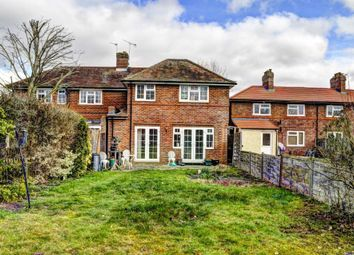 Thumbnail 4 bed semi-detached house for sale in Thame Road, Longwick, Princes Risborough