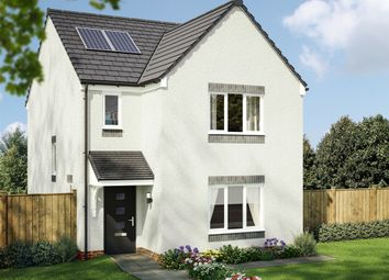 "Thumbnail 3 bed detached house for sale in ""The Elgin"" at Cupar Road, Guardbridge, St. Andrews"