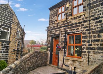 Thumbnail 2 bed terraced house for sale in Church Street, Oakworth, West Yorkshire