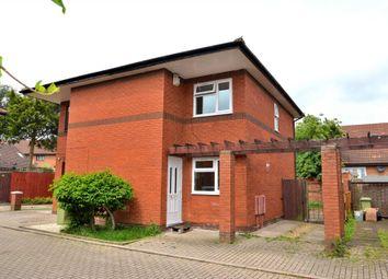 Thumbnail 2 bed semi-detached house for sale in Tamarisk Court, Walnut Tree, Milton Keynes