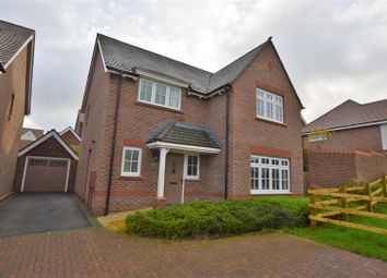 Thumbnail 4 bed detached house for sale in Meeting House Close, East Leake, Loughborough