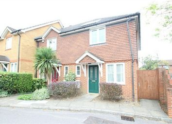 Thumbnail 2 bed end terrace house for sale in Lynchmere Place, Guildford, Surrey