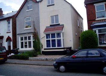 Thumbnail 1 bed property to rent in Hordern Road, Wolverhampton, West Midlands