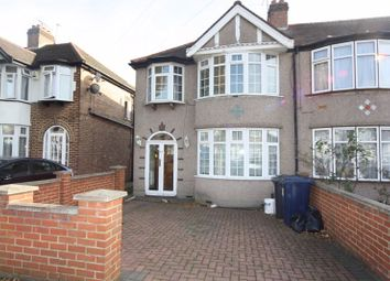 Thumbnail 3 bed semi-detached house to rent in Stanley Avenue, Greenford