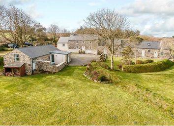 Thumbnail Detached house for sale in Park-Y-West, Llanrhian, Haverfordwest, Pembrokeshire