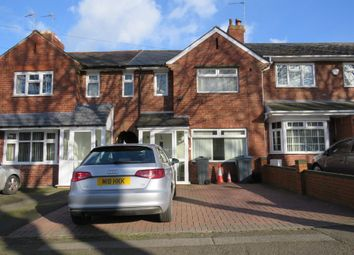 3 bed terraced house for sale in Leominster Road, Sparkhill, Birmingham B11