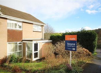 Thumbnail 3 bedroom end terrace house for sale in Summerlands Close, Summercombe, Brixham