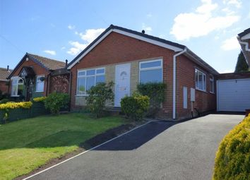 Thumbnail 3 bed detached bungalow for sale in Pickwick Place, Talke, Stoke-On-Trent