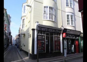 Thumbnail 1 bed flat to rent in 13A Bond Street, Weymouth