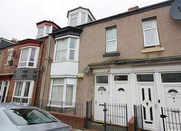 Thumbnail 4 bed maisonette for sale in South Frederick Street, South Shields