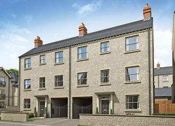 "Thumbnail Town house for sale in ""The Burnett - Plots 14 & 15"" at Taptonville Road, Sheffield"