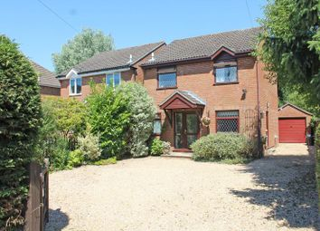 3 bed detached house for sale in Cooks Lane, Calmore, Southampton SO40