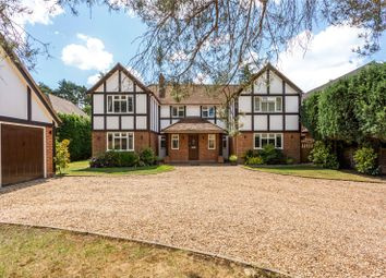 5 bed detached house for sale in Heather Drive, Sunningdale, Ascot, Berkshire SL5