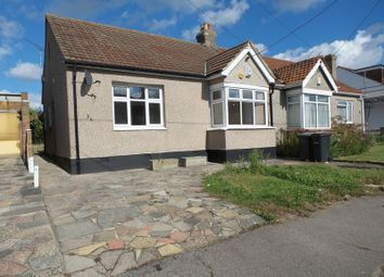 Thumbnail 3 bedroom semi-detached bungalow to rent in Brooklyn Drive, Rayleigh