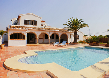 Thumbnail 3 bed villa for sale in Javea, Spain