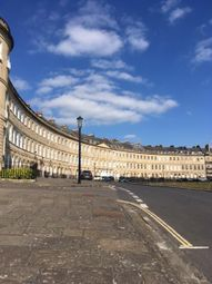 Thumbnail 4 bedroom flat to rent in Lansdown Place West, Bath