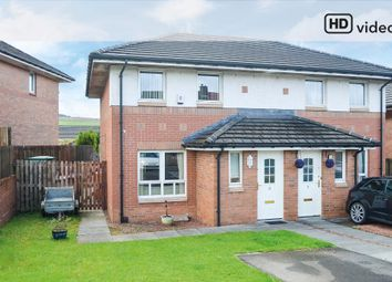 Thumbnail 2 bed semi-detached house for sale in Roy Young Avenue, Balloch, Alexandria