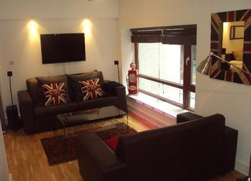 Thumbnail 1 bed flat to rent in Mitchell Street, Glasgow