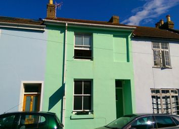 Thumbnail 3 bed terraced house for sale in Scotland Street, Brighton