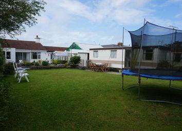 Thumbnail 4 bed detached bungalow for sale in Newborough, Newborough