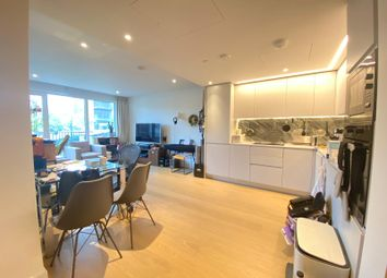 Thumbnail 1 bed flat to rent in Fountain Park Way, London