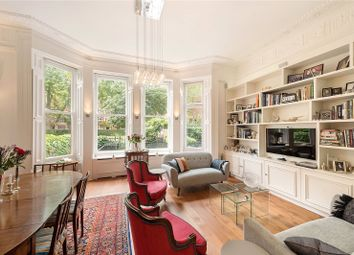 Thumbnail 4 bed flat for sale in Courtfield Road, South Kensington, London