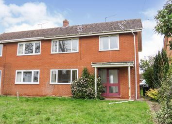Thumbnail 3 bed semi-detached house for sale in Hall Drive, Feltwell, Thetford